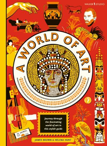 A World of Art by Helena Hunt and James Brown