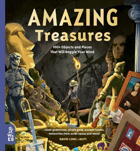 Amazing Treasures by David Long and Muti