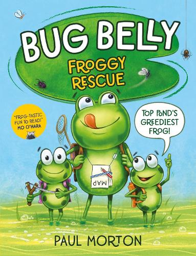 Bug Belly Froggy Rescue by Paul Morton