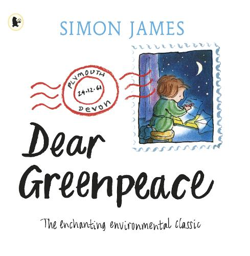 Dear Greenpeace by Simon James