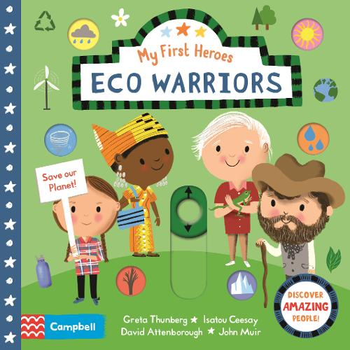 Eco Warriors by Campbell Books