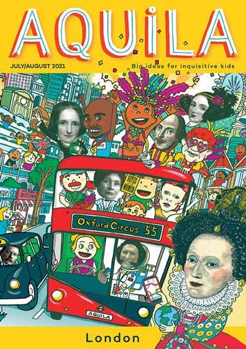 Aquila - magazine for kids