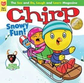Chirp magazine for youngsters aged 2-6