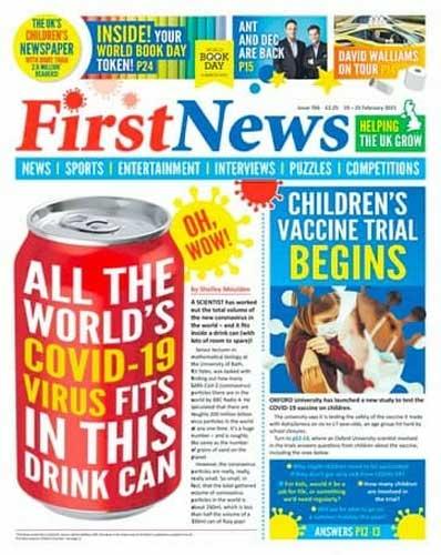 First News - newspaper for children