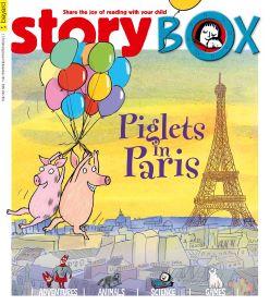 Storybox magazine for children aged 3-7