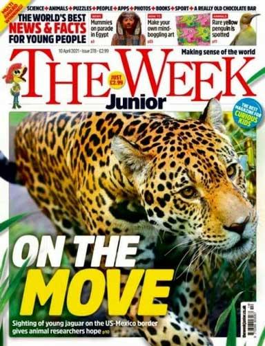 The Week Junior - newspaper for kids