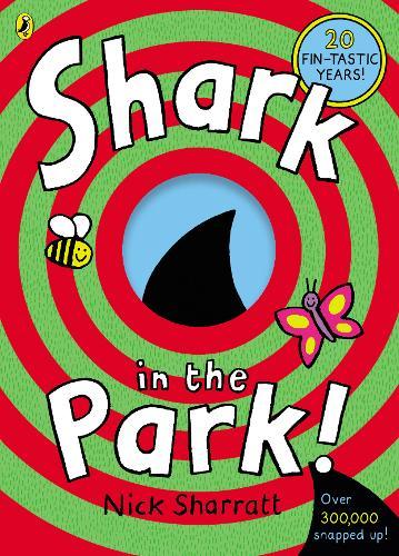 Shark in the Park by Nick Sharratt - a class sharing book for reception