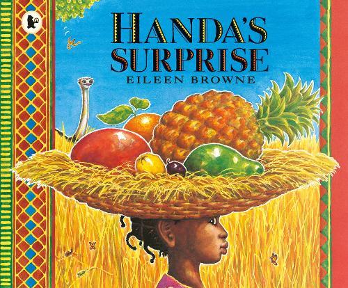 Handa's Surprise by Eileen Brown