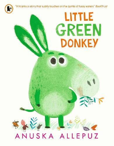 Little Green Donkey by Anuska Allepuz