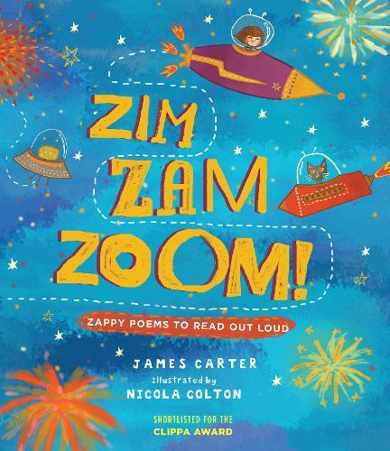 Zim Zam Zoom! by James Carter