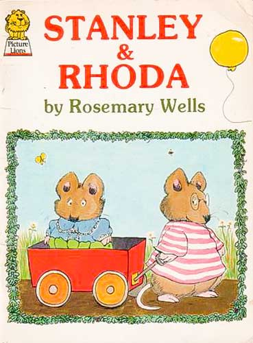 Stanley and Rhoda by Rosemary Wells