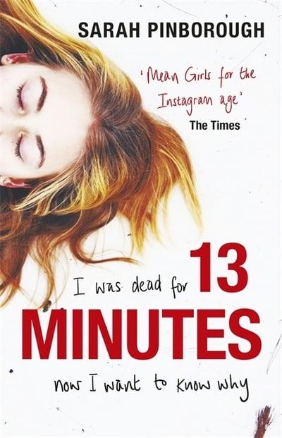 13 minutes: A Novel by Sarah Pinborough