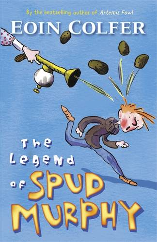 The Legend of Spud Murphy by Eoin Colfer. A good class reader for more able year 2 classes