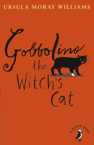 Gobbolino the Witch's Cat by Ursula Williams