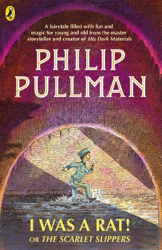 I Was a Rat!: Or, the Scarlet Slippers by Philip Pullman. A more advance class readers for 6-7 year olds