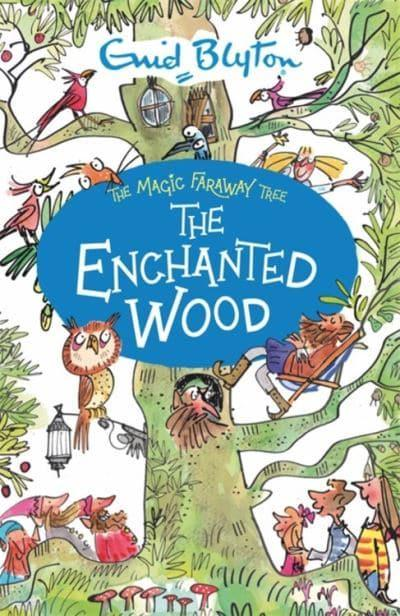 The Enchanted Wood by Enid Blyton - a great chapter book for year 2 pupils